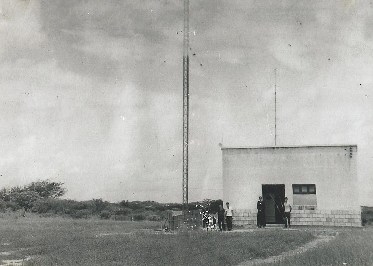 1ª Estação de Transmissão da Rádio Rural