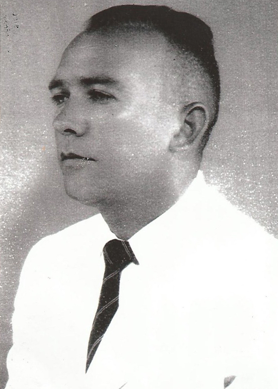 1º Secretario da Rádio Rural - Benedito Alves dos Santos