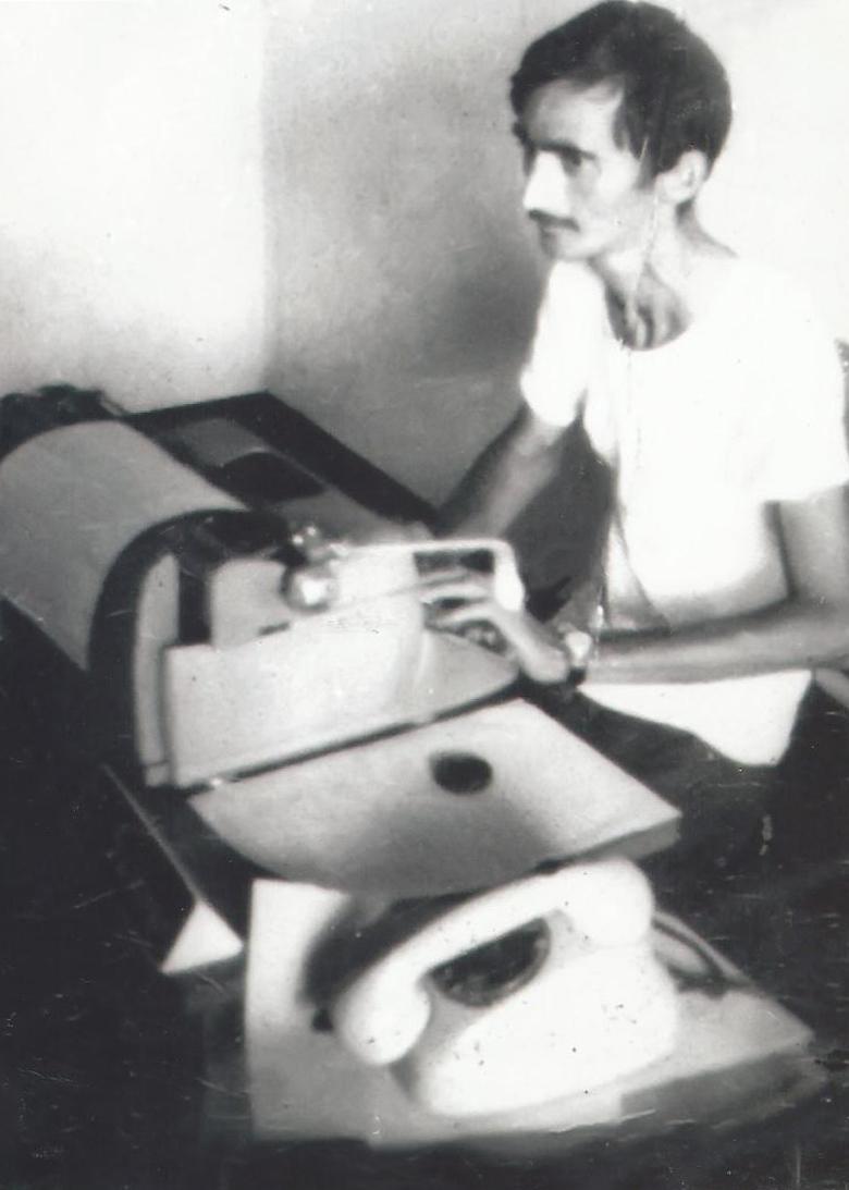 Francisco Monteiro - redação - 60 - 70