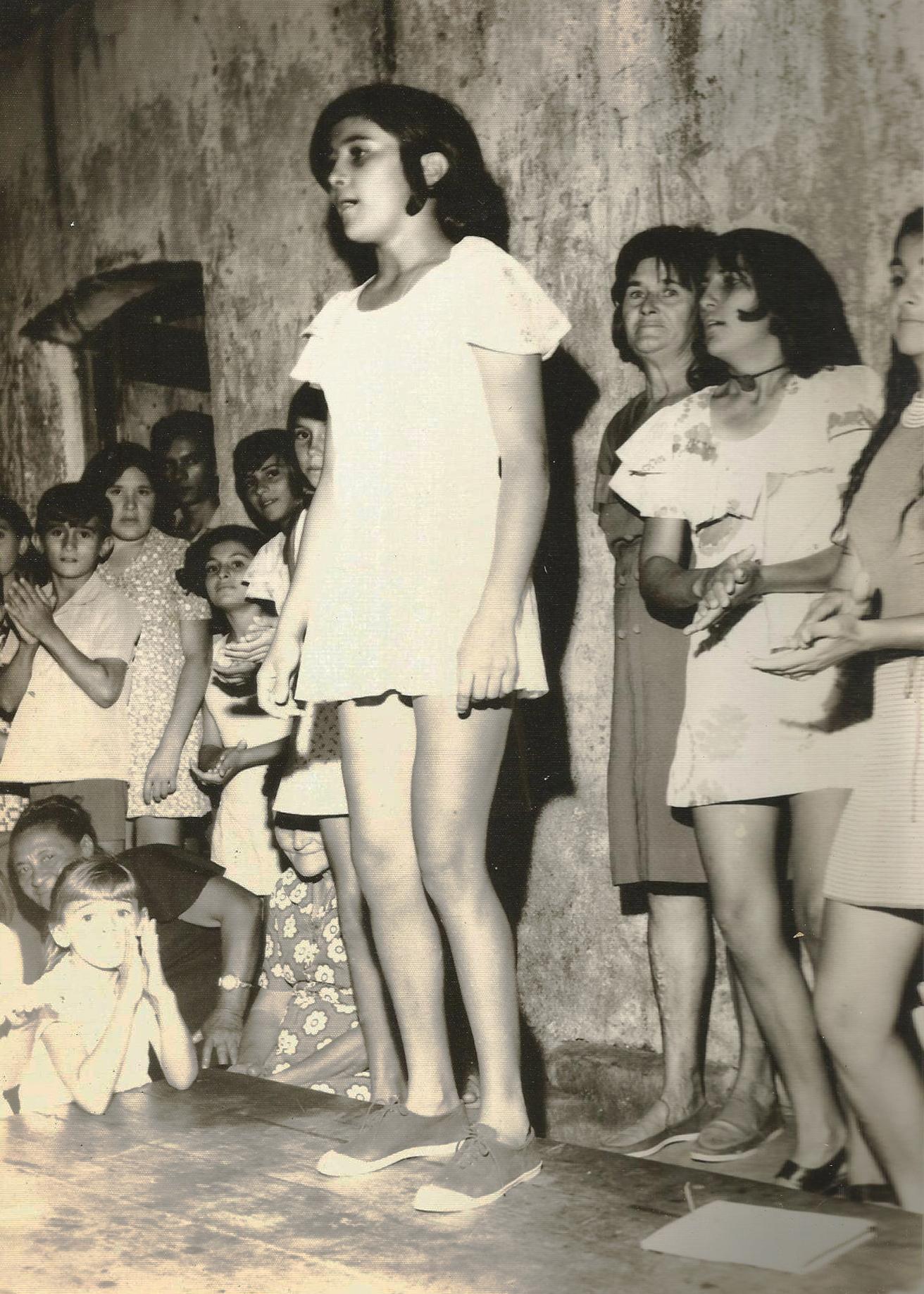Mais Bela Voz do MEB - Comunidade Bom Sucesso (Ouro Branco) 1972