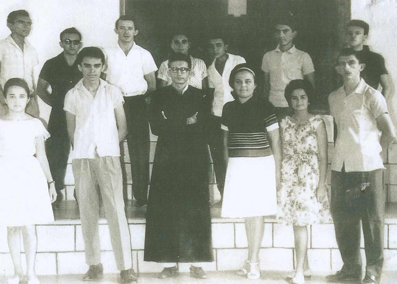 Padre Itan, Moacir , Chico Celestino, Evilasio de Souza e Neco Félix